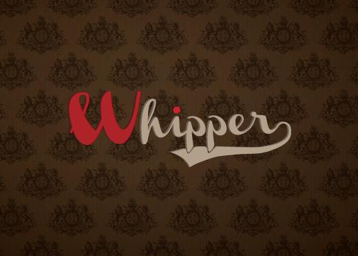 whipper logo